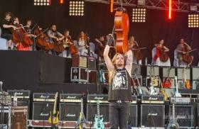 Apocalyptica флэшмоб с виолончелистами