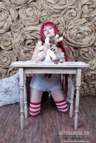 """Фотосессия """"Косплей. Emilie Autumn"""""""