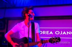 "Презентация видеоклипа и одноименного сингла Андреа Оджано - ""Spin For Me"""